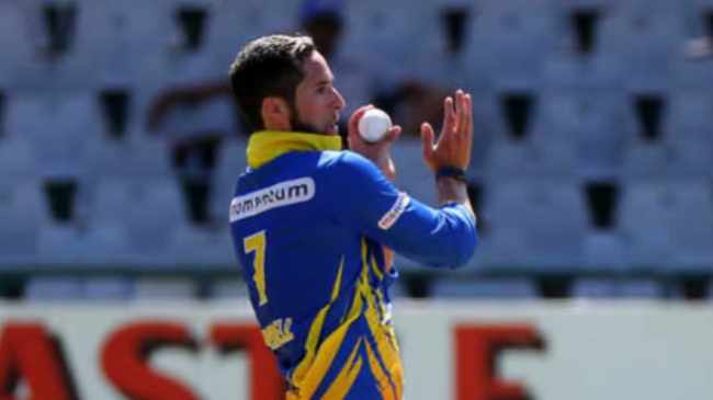LEADER: Wayne Parnell can't wait to play for Province