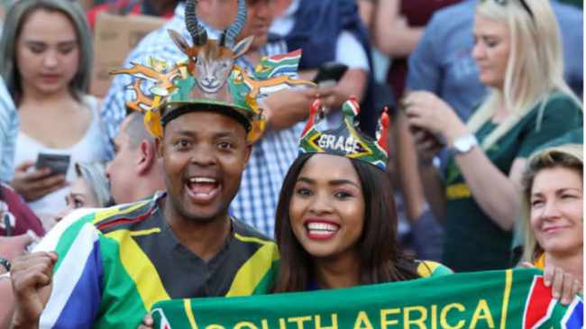 MASSIVE BOOST: Rugby fans return