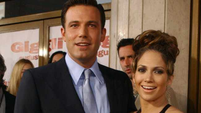 'MEANT TO BE': Ben Affleck and J.Lo