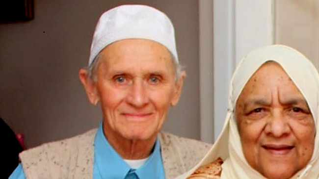 MURDERED: Rugaya and Riedewaan Addinal, 82, from Ottery. Pictuer supplied
