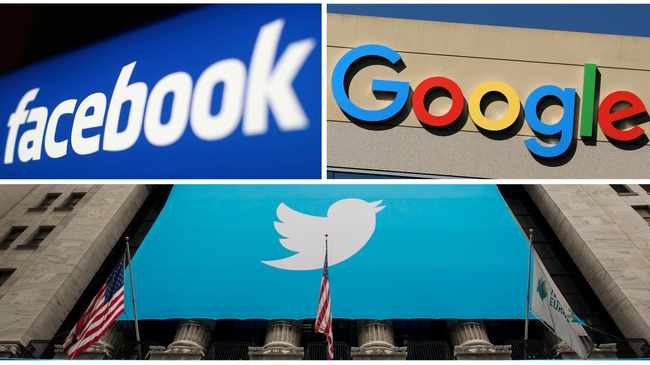 PROFITEERING: Social media is a hub for advertising. REUTERS/File Photos/File Photo
