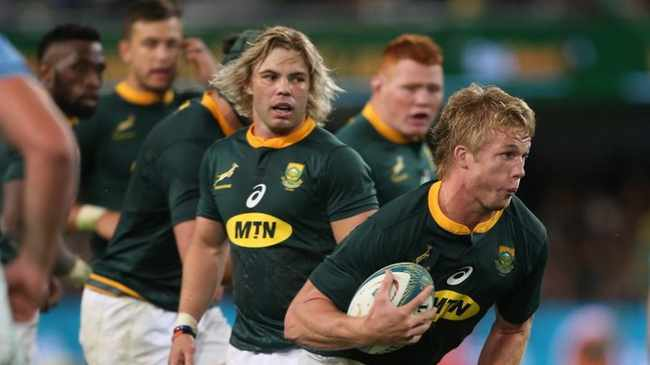 Pieter-Steph du Toit. Picture: Twitter SA Rugby
