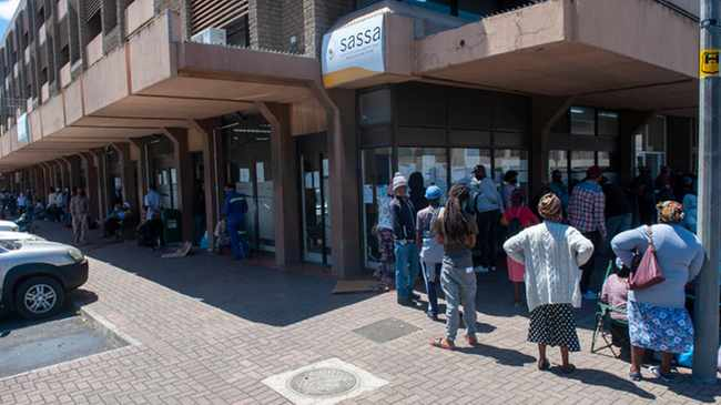 RELIEF: The SASSA Covid-19 grant is in effect until March 2022. File photo
