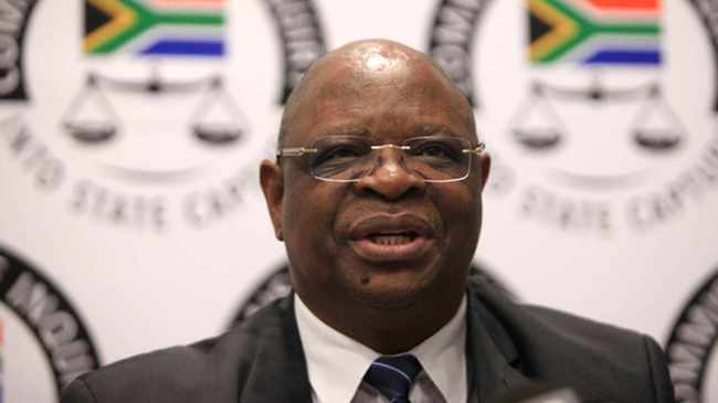 REPORT BEFORE ELECTIONS: Raymond Zondo. File Picture: Nhlanhla Phillips/African News Agency (ANA).