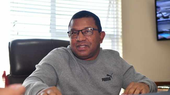 REVELATIONS: Alleged Sexy Boys gang boss Jerome 'Donkie' Booysen. Picture: Leon Knipe