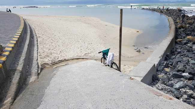 SIES: Strandfontein tidal pool. Picture supplied