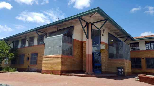 TARGETED: Crystal High School in Hanover Park was broken into on Saturday. Picture supplied