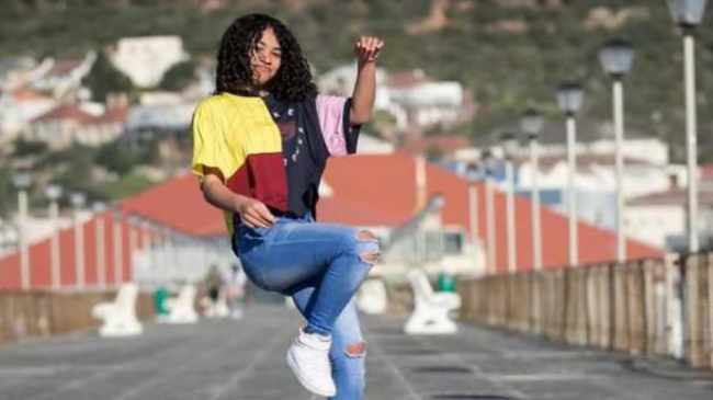 THE RIGHT MOVES: Gabrielle Jacobs of Portlands, M.Plain