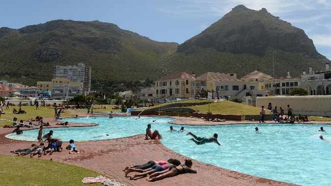 City of Cape Town's Recreation and Parks Department has increased the number of public swimming pools that are open to the public to 28. Picture: City of Cape Town/Supplied