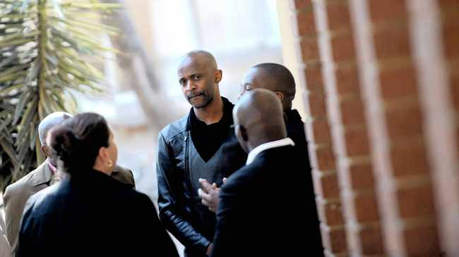 TROUBLED: Kwaito artist Arthur Mafokate at the Midrand Magistrate's Court.