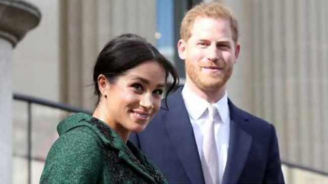 GUESTS ON OPRAH: Meghan & Harry