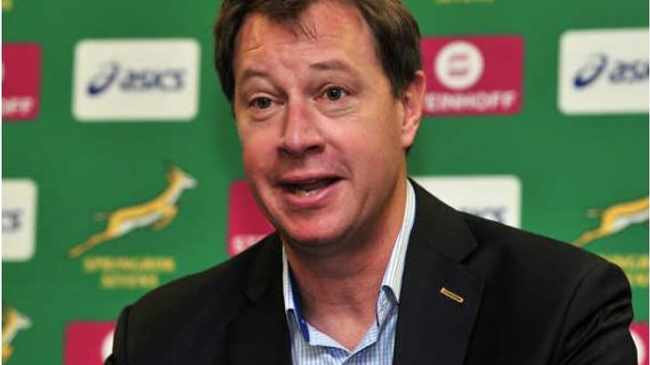 CRUCIAL WARNINGS: SA Rugby CEO Jurie Roux