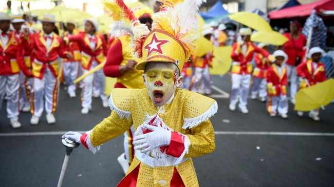 SILENCED: Covid-19 has wiped the klopse off the calendar for 2020/21. Picture: Ayanda Ndamane/African News Agency(ANA)