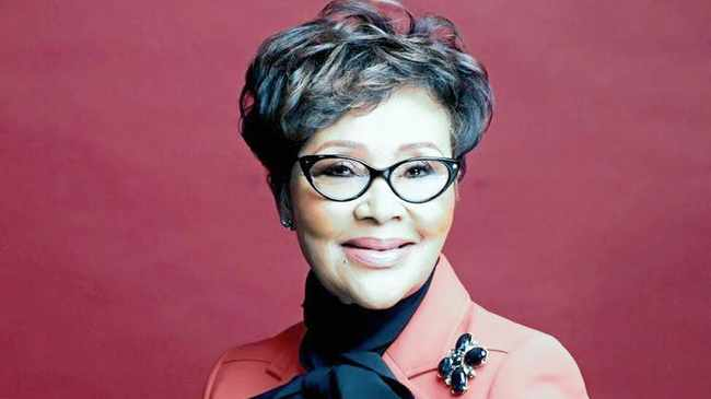 Felicia Mabuza-Suttle, South Africa's 'First Lady of Talk'