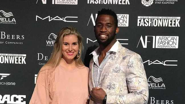 Rachel Kolisi on why her marriage will survive Siya's post-rugby days