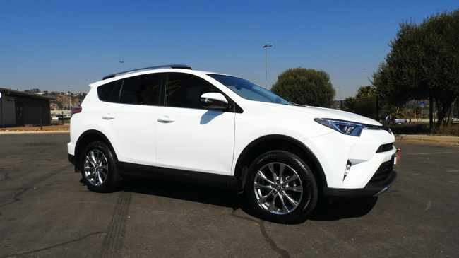 Older, but pristine the RAV-4 still offers big value!