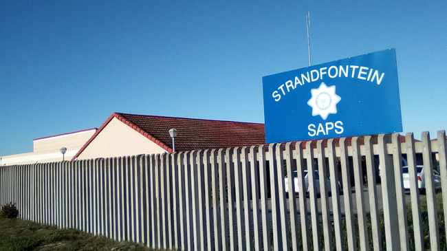 Cape Town 26 -11-2020 A case was opened in Strandfontein Police Station and transferred to Athlone SAPS.pic Patrick