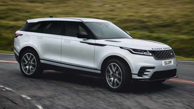 Range Rover Velar upgraded for 2021 with new engines and tech