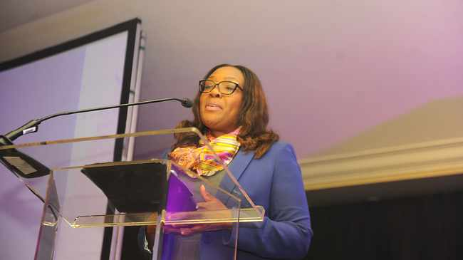 Tsakani Maluleke will do well as the Auditor General and will inspire the country to do better and in turn there will be better service delivery for all, says Motlalepule Rosho, MEC of Finance in the North West. Picture: Nokuthula Mbatha/African News Agency (ANA)