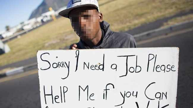 UNINTENDED: The unemployment rate increased