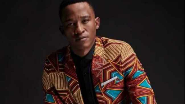 DRAMA: TV star Katlego Maboe and his ex are locked in court battle