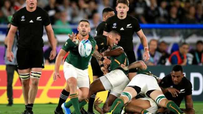 RIVALRY: Boks v New Zealand