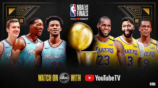 Lakers or Heat? Who are the favourites to win the 2020 NBA Finals?