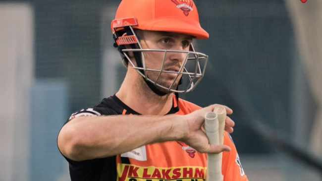 Hyderabad replace injured Marsh with Holder for rest of IPL