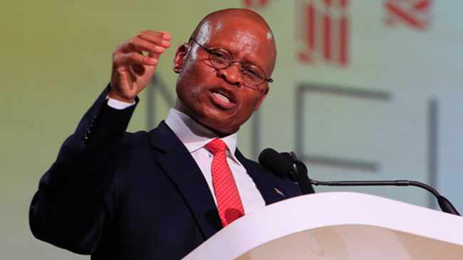 UNDER FIRE: Chief Justice Mogoeng may face a review