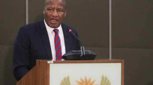Minister in the Presidency Jackson Mthembu File picture: Jacques Naude/African News Agency (ANA)