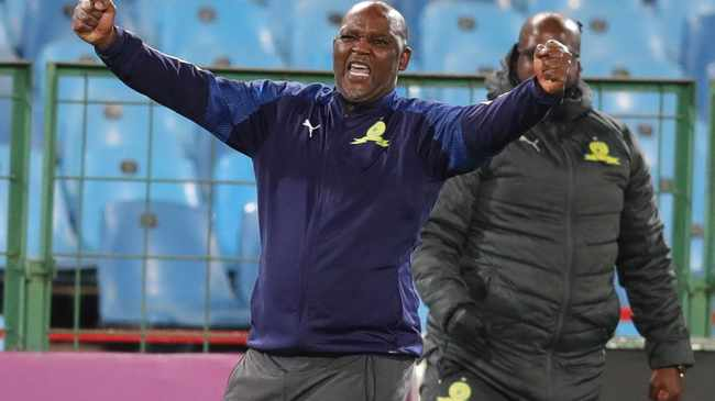 Bet against Mosimane at your peril