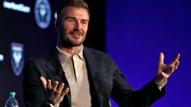 David Beckham is literally moving up as he splashes out on luxury penthouse in Miami skyscraper