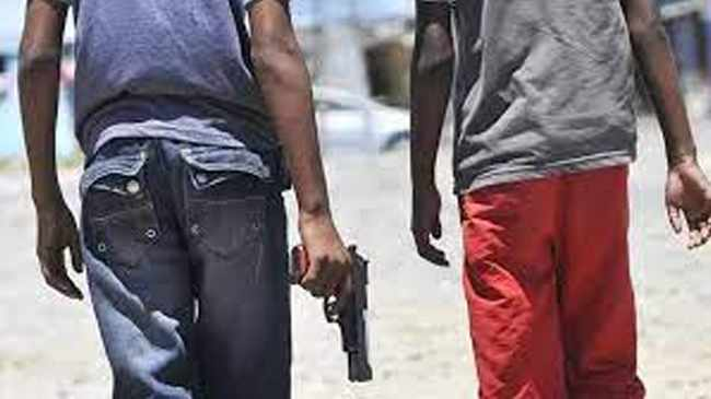 LAWLESSNESS: Tackling violence must start at home