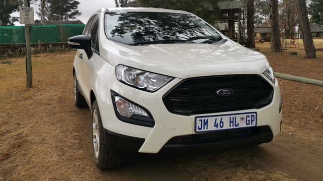Stop shifting! Ford EcoSport Ambiente Auto proves it's built for the city