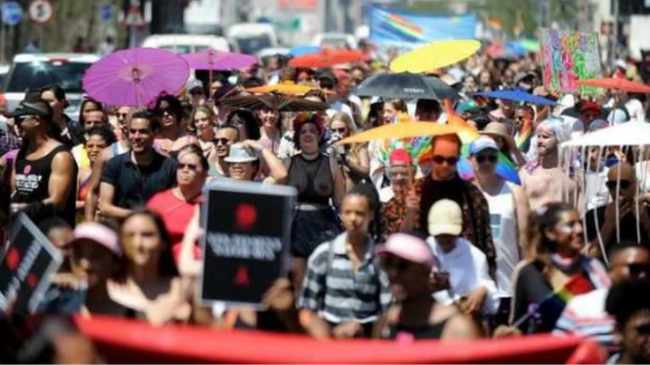A BEACON OF HOPE: Cape Town Pride Festival attracts 20 000 people