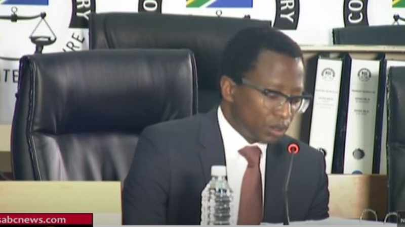 Politicisation of Gama reinstatement was not lost on me, Gigaba adviser tells Zondo commission, Newsline