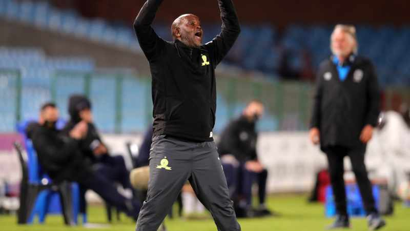 0597cbf5 e311 55e9 b647 22784e1bd632 - No room to breath in 'bio-bubble' but Mamelodi Sundowns' treble dream still alive