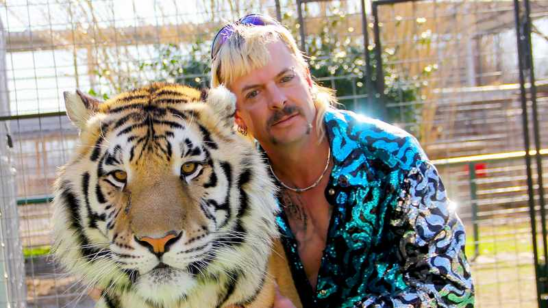Exotic animal collector featured on 'Tiger King' is arrested, Newsline