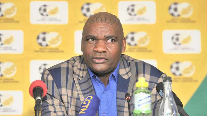 Local stars likely to feature strongly in Molefi Ntseki's Bafana squad, Newsline