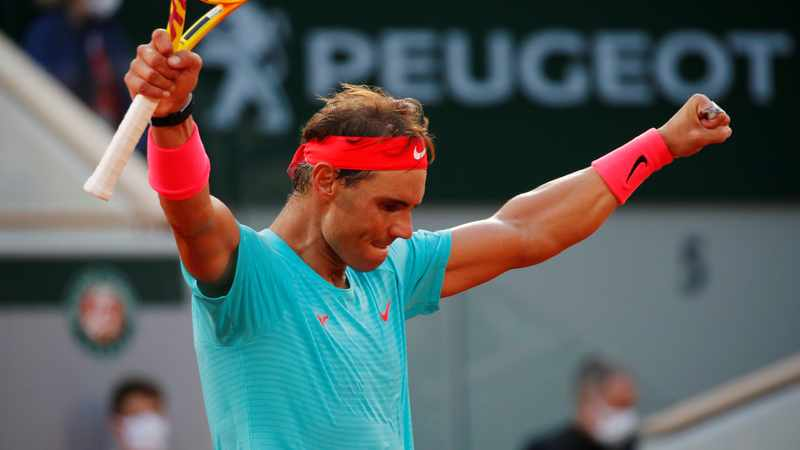 Rafa Nadal must scale Novak Djokovic wall to reach Roger Federer record, Newsline