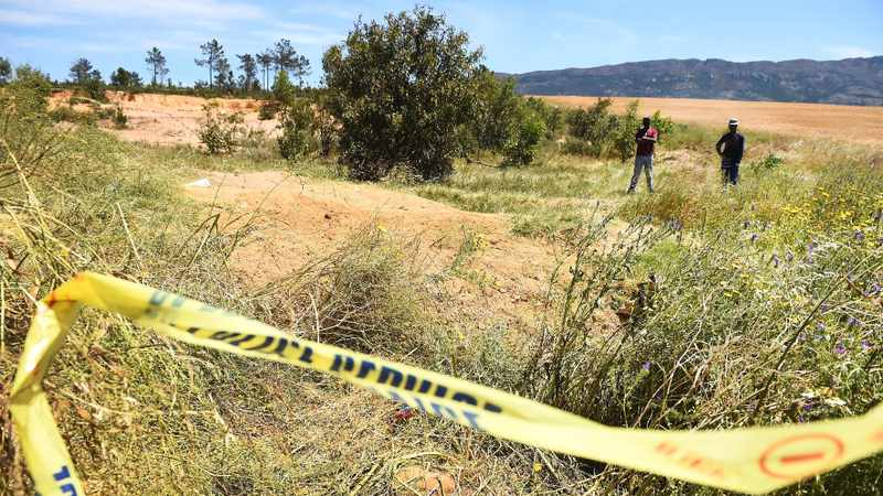 Body of Free State cop found with slit throat near dumping site, Newsline
