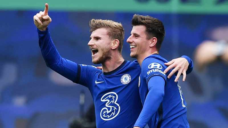 Timo Werner scores twice for Chelsea but Southampton fightback for draw, Newsline