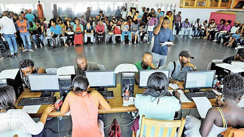 NSFAS applications almost double that of previous years, Newsline
