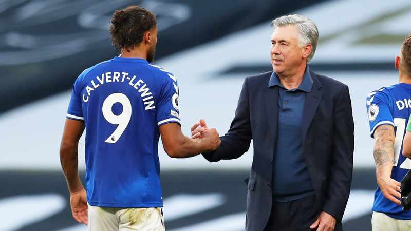 Ancelotti's quick impact at Everton is making good impressions, Newsline