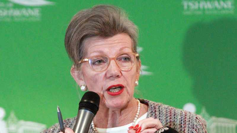 New team can turn around Tshwane fortunes, says Finance MMC Mare-Lise Fourie, Newsline