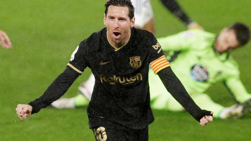 Lionel Messi has given maximum since ending transfer saga, says Ronald Koeman, Newsline