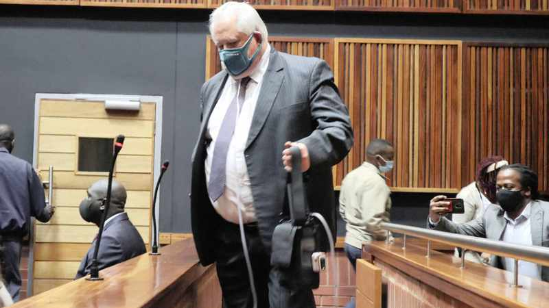 How the Hawks thwarted Angelo Agrizzi's escape plan, Newsline
