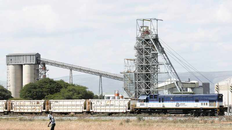 Shut-down at facility to affect Amplats earnings, Newsline