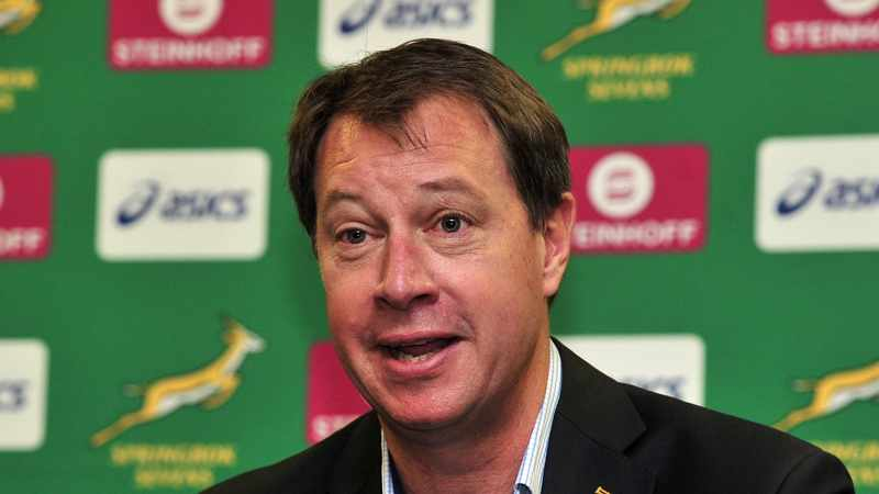 Jurie Roux is SA Rugby's man in the trenches, Newsline
