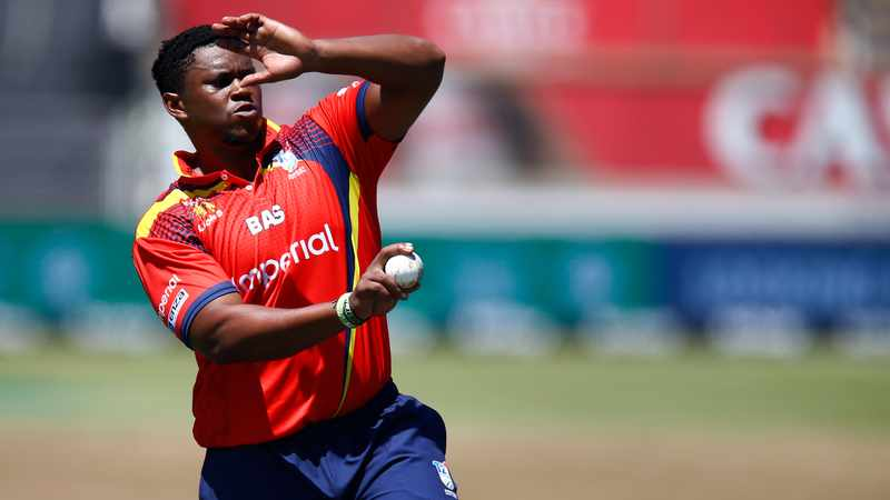 Sisanda Magala bowls Lions to another win in CSA T20 Challenge, Newsline